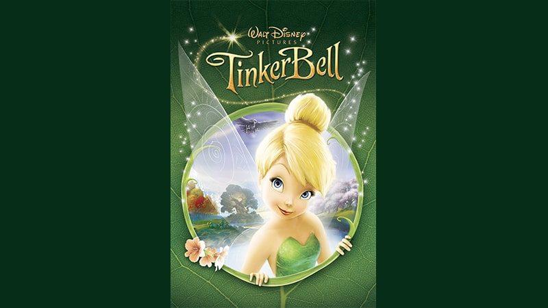 Cerita Dongeng Tinkerbell - Tinkerbell