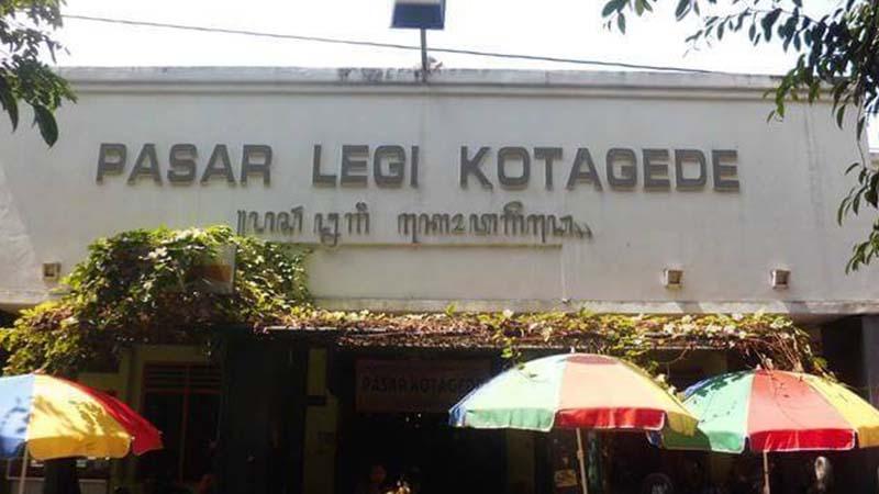 Pasar Legi Kotagedhe