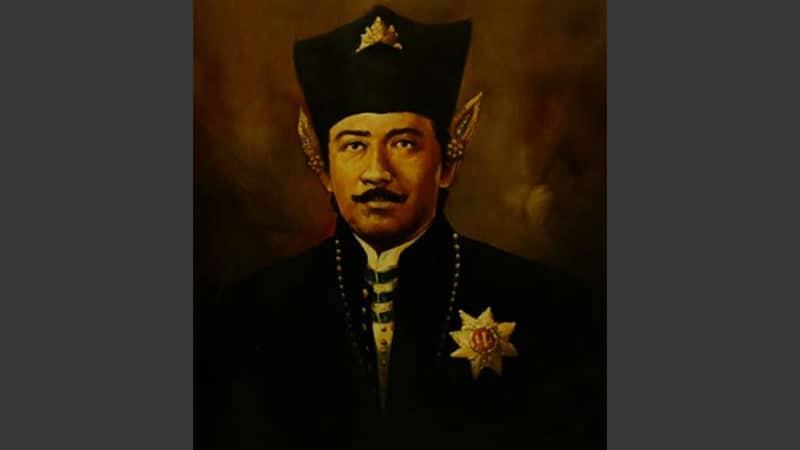 Silsilah Kerajaan Mataram Islam - Sultan Agung Hanyakrakusuma