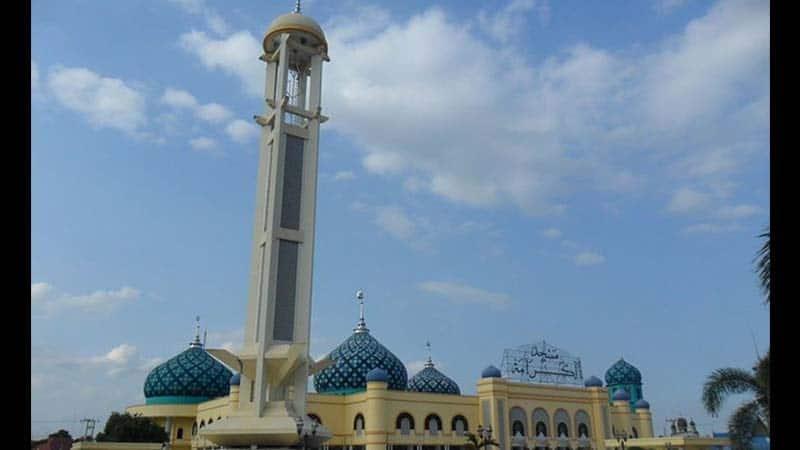 Sejarah Kerajaan Banjar - Masjid Al- Karomah