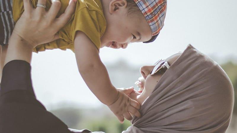 Kata-Kata Wanita Sholehah - Ibu dan Anak