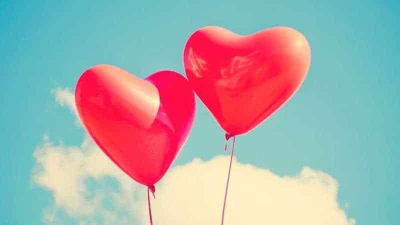 Kata-Kata Harapan Cinta - Balon Hati