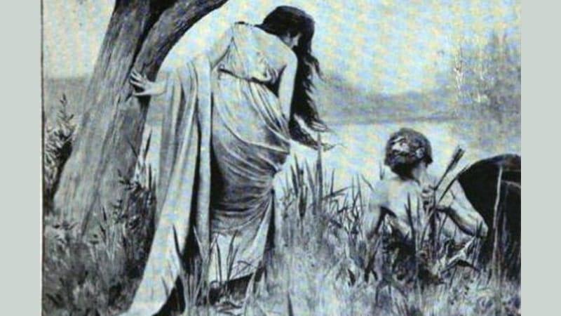 Lukisan Deianira dan Nessus