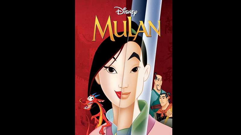 Cerita Dongeng Mulan - Poster Film