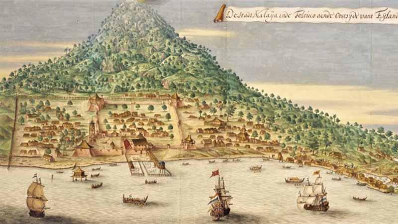 Sejarah Penjajahan di Indonesia - Penjajah ke Ternate