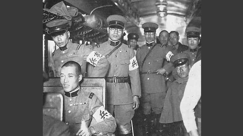 Pasukan Jepang