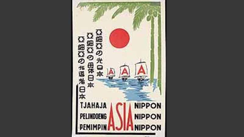 Sejarah Penjajahan di Indonesia - Gerakan 3A
