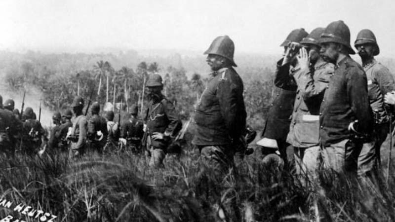 Sejarah Masa Penjajahan Belanda di Indonesia - Perang Aceh