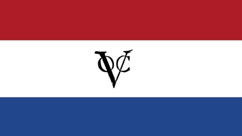 Sejarah Singkat VOC - Bendera