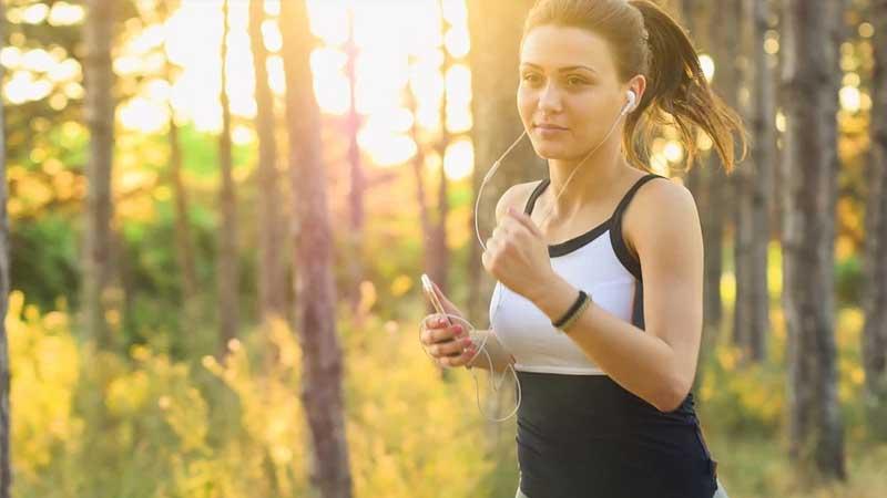Kata-Kata Jaga Kesehatan - Jogging