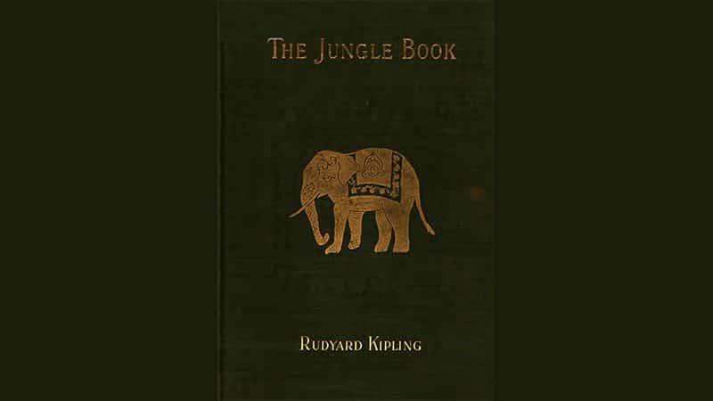 Cerita The Jungle Book - Sampul Buku