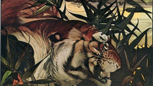 Cerita The Jungle Book - Shere Khan