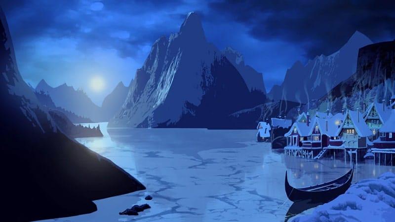 Cerita Dongeng Frozen - Arandelle