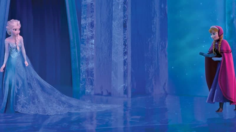 Cerita Dongeng Frozen - Elsa dan Anna