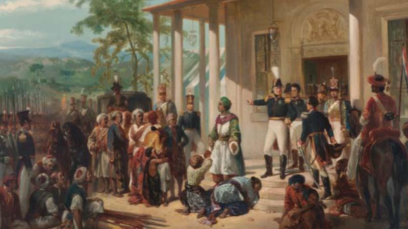 Sejarah Perang Diponegoro - Penangkapan
