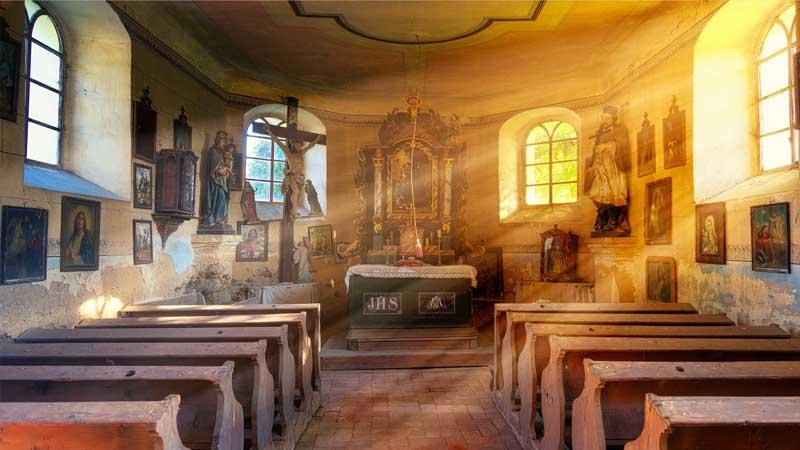 Kata-Kata Doa Pagi Kristen - Gereja