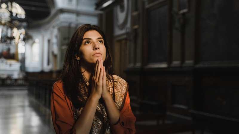 Kata-Kata Doa Pagi Kristen - Berdoa