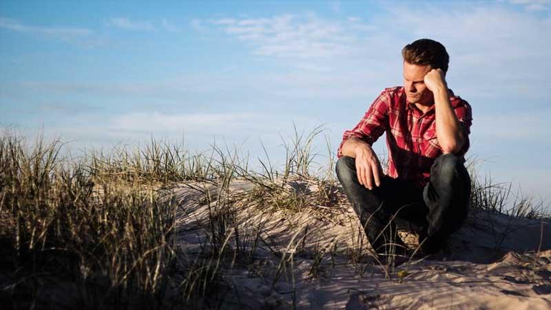 Kata-Kata Semangat untuk Orang Depresi - Sendiri