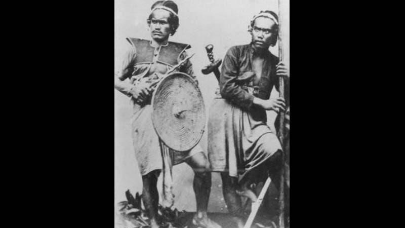 Latar Belakang Perang Jagaraga - Pasukan Bali
