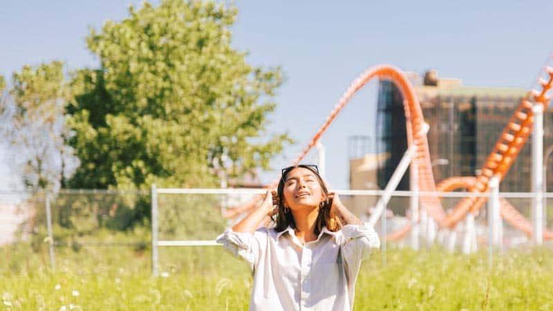 Kata-Kata Menikmati Hidup dengan Caraku Sendiri - Bahagia