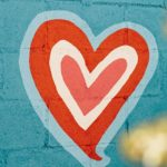 Caption Bahasa Inggris tentang Cinta - Gambar Hati