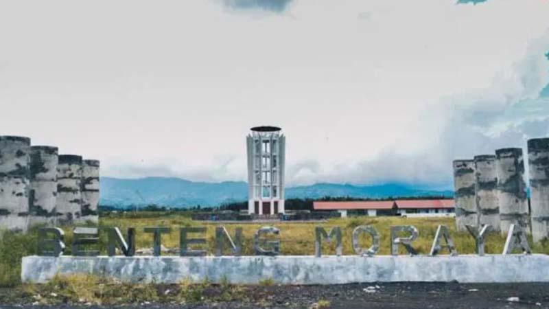 Latar Belakang Perang Tondano - Benteng Moraya