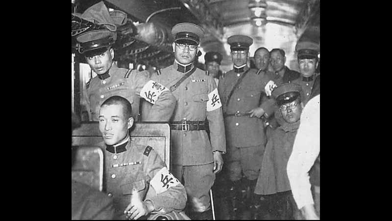 Masa Penjajahan Jepang - Tentara Jepang