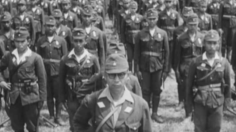 Masa Penjajahan Jepang - Heiho