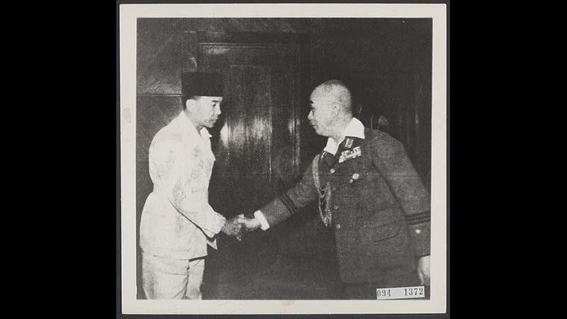 Chuo Sangi In - Ir. Soekarno