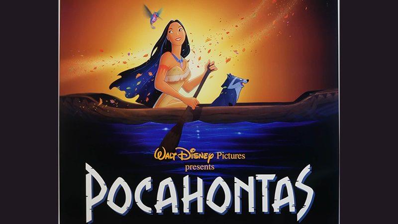 Cerita Dongeng Pocahontas - Disney Pocahontas