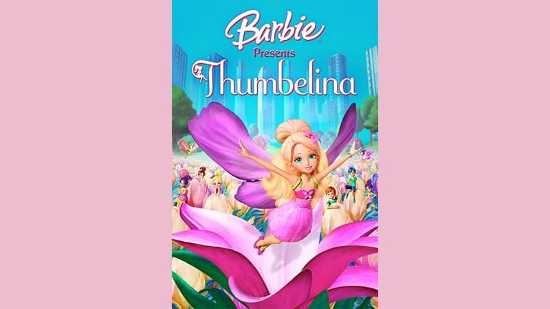 Cerita Thumbelina - Barbie Thumbelina
