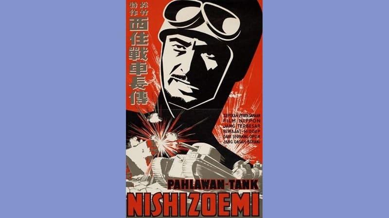 Propaganda Jepang Terhadap Indonesia - Poster Film
