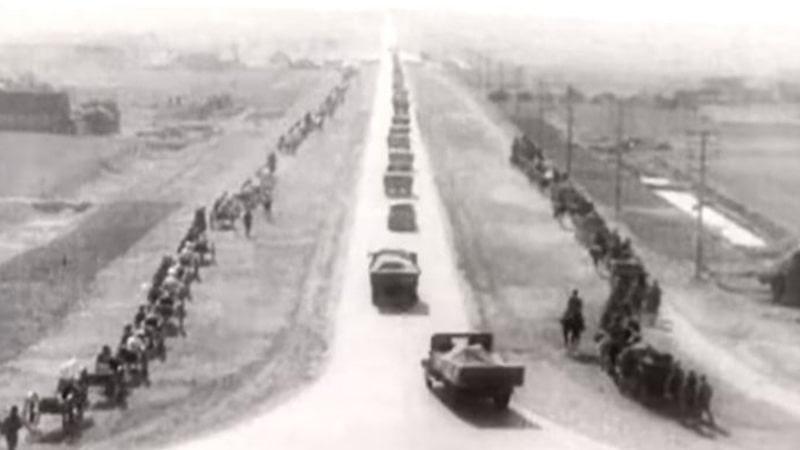 Pasukan Berani Mati Jepang Jibakutai - Suasana Perang