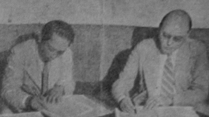 Penandatanganan Perjanjian Linggarjati