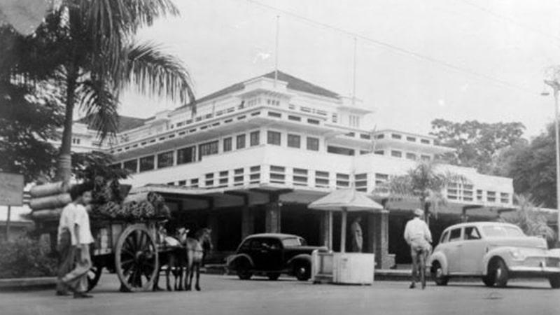 Perjanjian Roem Royen - Hotel Des Indes