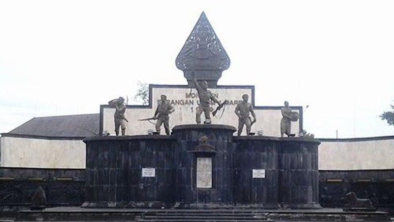 Serangan Umum 1 Maret 1949 - Monumen
