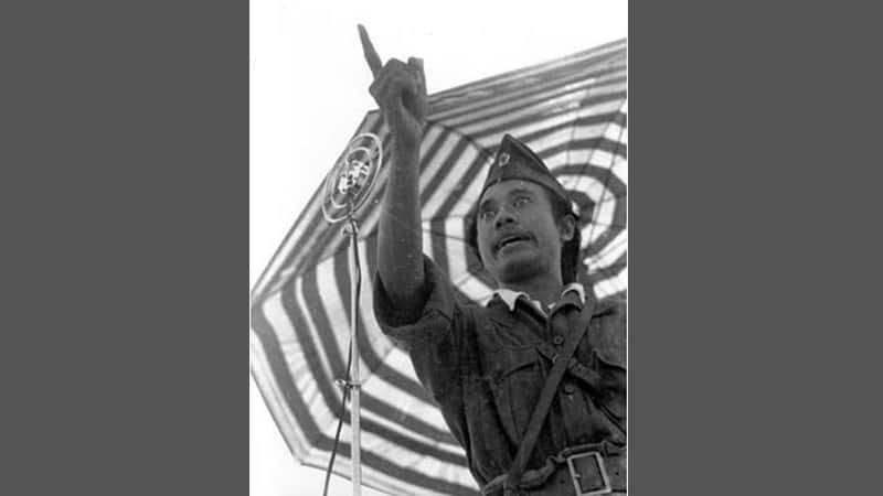 Peristiwa 10 November 1945 - Bung Tomo