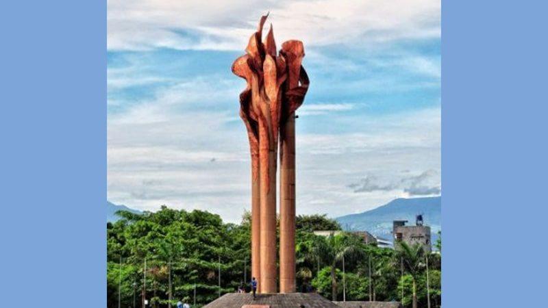 Peristiwa Pertempuran Bandung Lautan Api - Monumen Bandung Lautan Api
