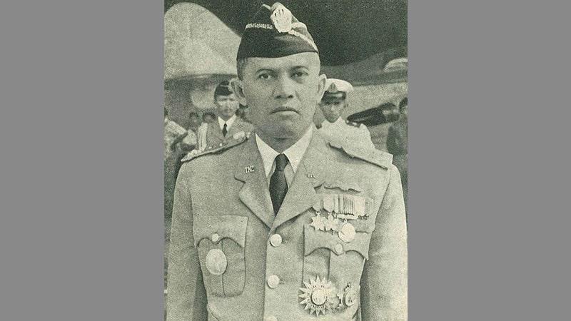 Peristiwa Pertempuran Bandung Lautan Api - Kolonel A.H. Nasution