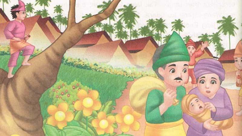 Cerita Rakyat Belitung Si Kelingking - Kisah Versi Jambi