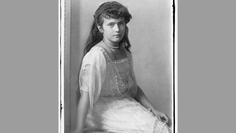Kisah Putri Anastasia - Anastasia Asli