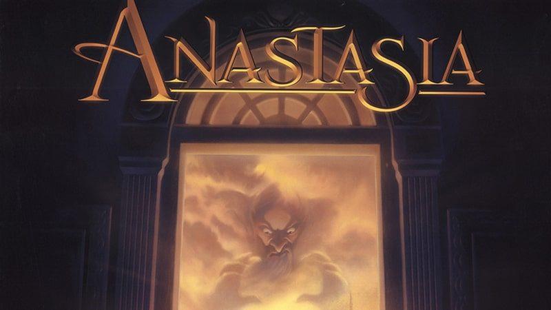 Kisah Putri Anastasia - Judul