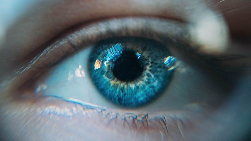 Kisah Putri Anastasia - Mata Biru