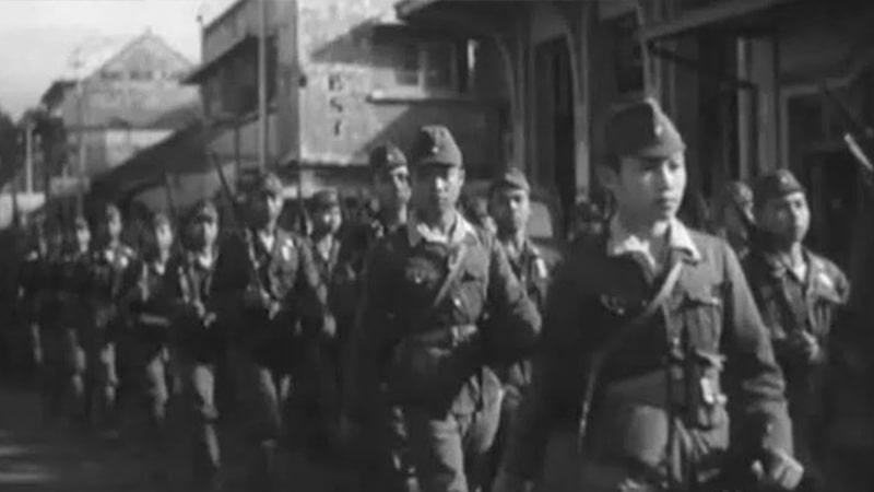 Pertempuran Lima Hari di Semarang - Pasukan Indonesia