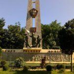 Peristiwa Pertempuran Ambarawa - Monumen Palagaan