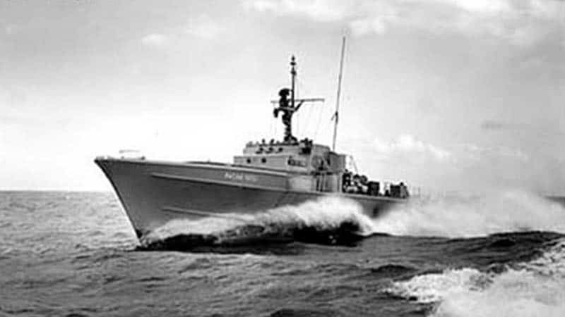 Sejarah Pertempuran Laut Aru - KRI Matjan Tutul