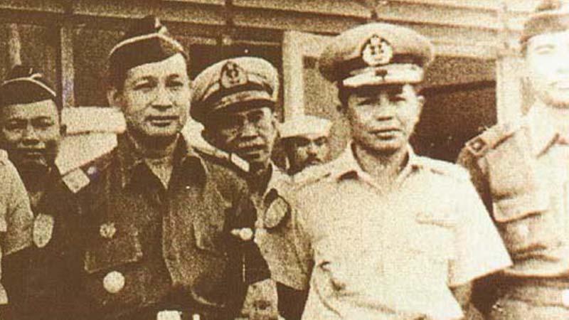 Sudomo dan Soeharto